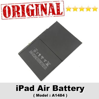 Original iPad Air iPad 5 Battery Model A1484 Internal Battery 1Y WRT