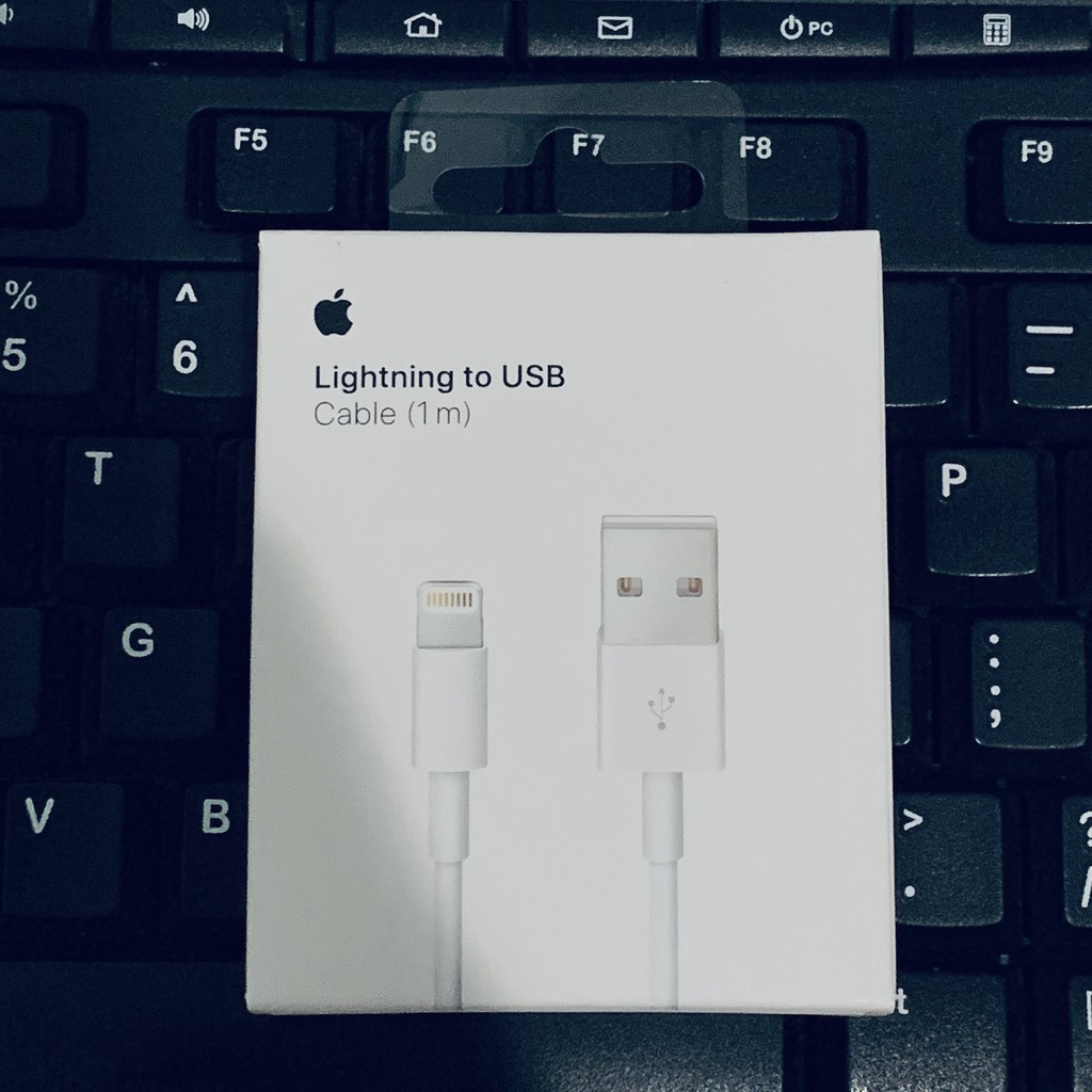 ORIGINAL iPh Cable Lightning To USB For iPh Ipad Ipod - [BUY 1]