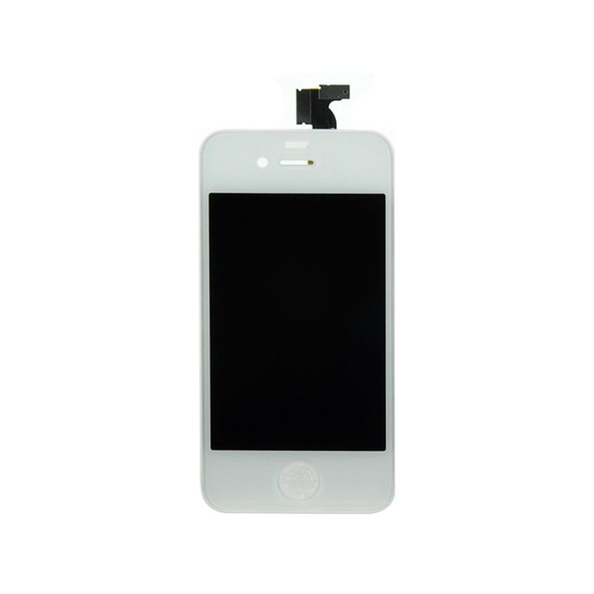 Original iPhone 4 / 4S Lcd Front Screen Assembly White