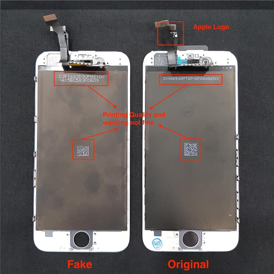 huge selection of ae690 381dd ORIGINAL iPhone LCD Screen for iPhone 6 6 Plus 6s 6S Plus with Tool