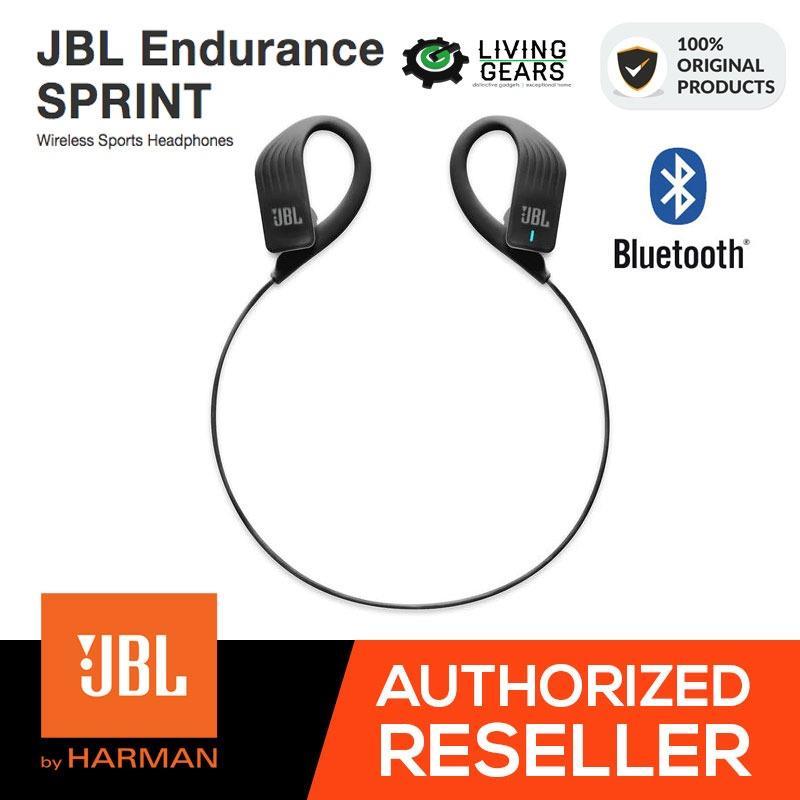 Original JBL Endurance Sprint Waterproof Wireless In-Ear Sport Gym Swe