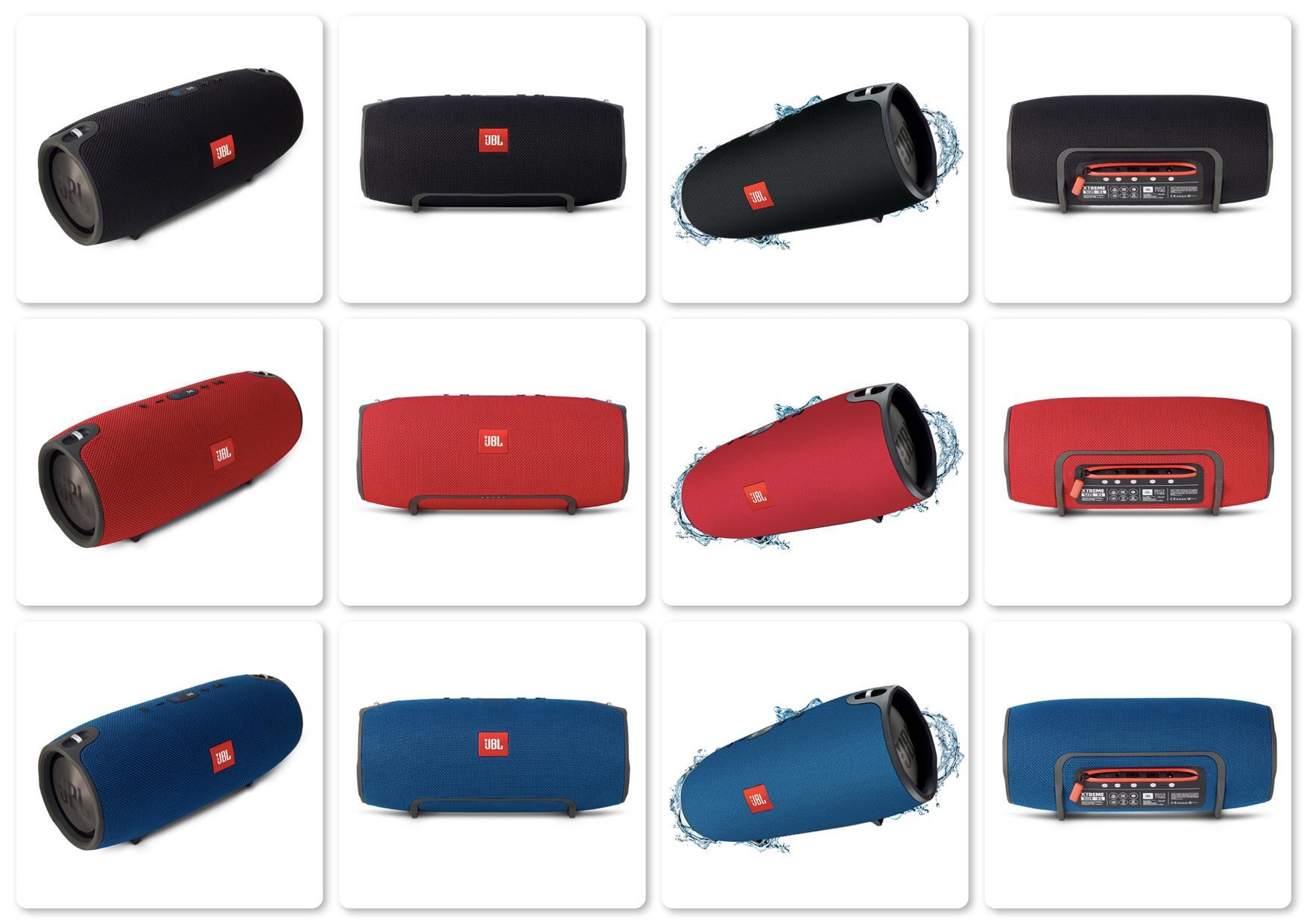 jbl xtreme portable bluetooth speaker. original jbl xtreme splashproof portable bluetooth wireless headphone jbl speaker -