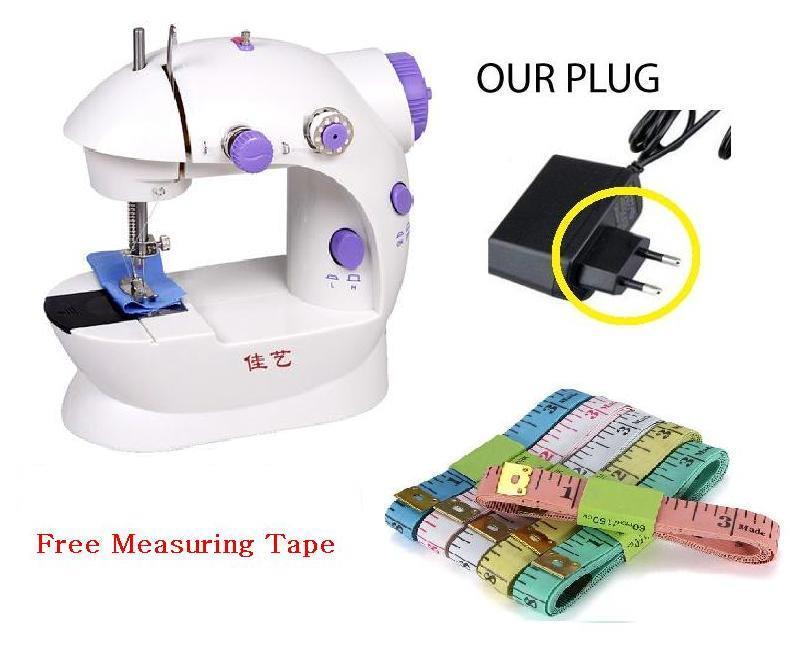 Original JiaYi Mini Sewing Machine End 404040 4040 PM Fascinating Sewing Machine Plug