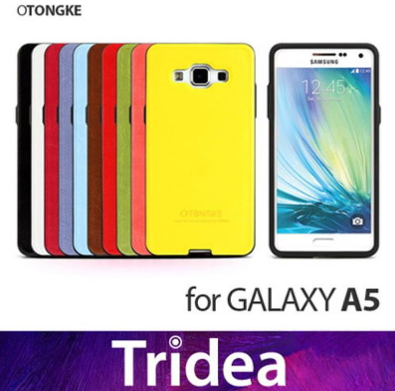 Original Korea Tridea Samsung Galaxy A5 A5000 Back Case Cover