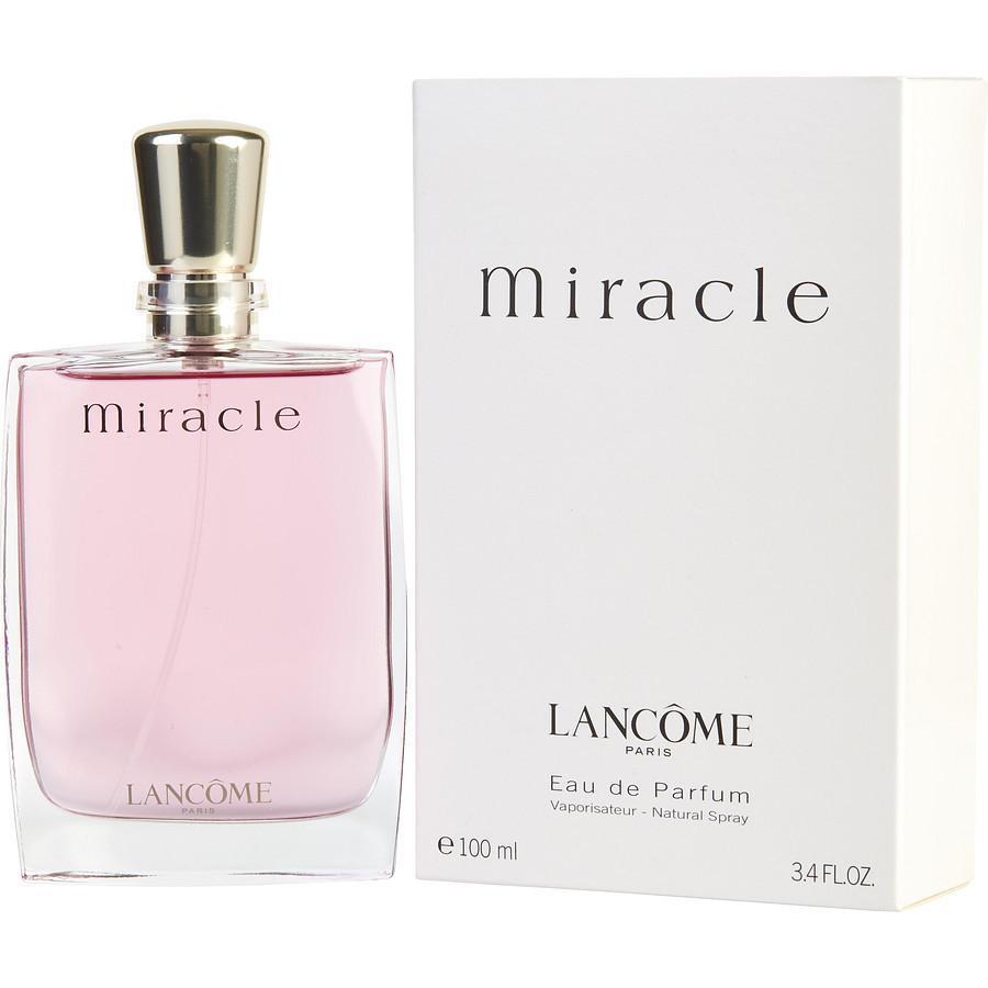 6273f48c7 ORIGINAL Lancome Miracle EDP 100ML T (end 3/7/2020 12:15 AM)