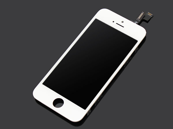 ORIGINAL LCD Display Screen with AAA Digitizer Apple iPhone 5S ~WHITE