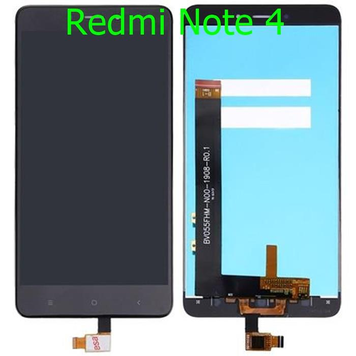 ORIGINAL LCD Display Touch Screen Digitizer Xiaomi Redmi Note 4 4X
