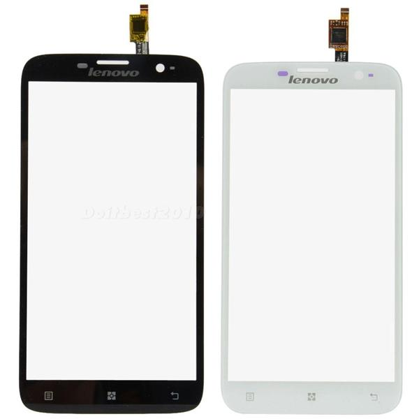 ORIGINAL LCD Touch Screen Digitizer Glass Lenovo A850 ~BLACK/ WHITE