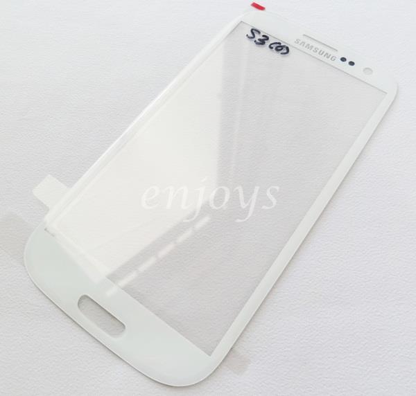ORIGINAL LCD Touch Screen Digitizer Glass Samsung I9300 Galaxy S3 ~WHT