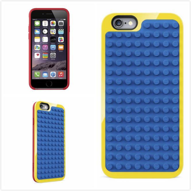 buy popular 697d4 5ebfb Original LEGO® Builder Case for iPhone 6 Plus and iPhone 6s Plus