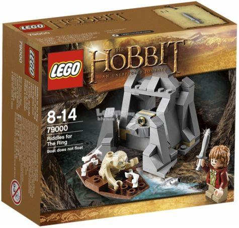 Original LEGO The Hobbit 79000 Riddles for the Ring New Sealed