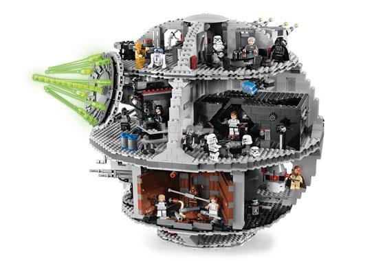 Original LEGO Star Wars UCS 10188 Death Star retired set New MISB