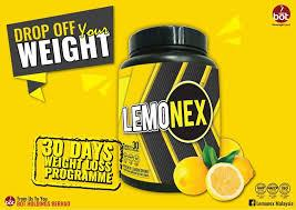 (ORIGINAL) LEMONEX FAT BURNER