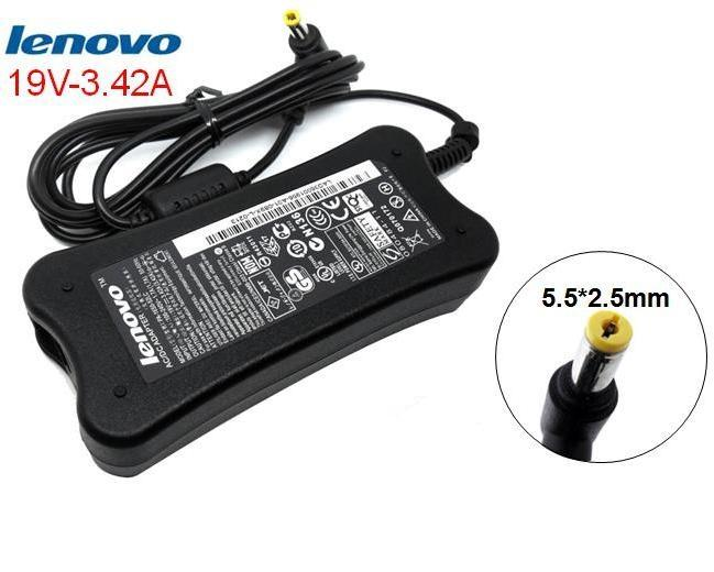 NEW ORIGINAL Lenovo 19V 3.42A 65W IdeaPad ThinkPad Laptop adapter
