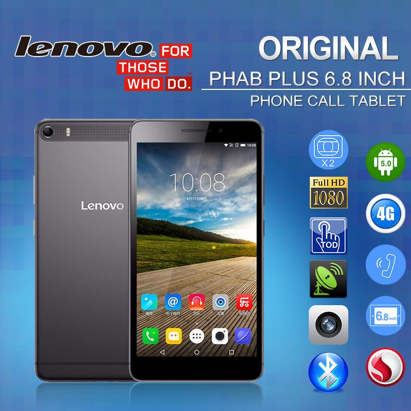 (ORIGINAL) LENOVO WARRANTY Lenovo PHAB PLUS LTE 6.8 2RAM 32GB 13MP