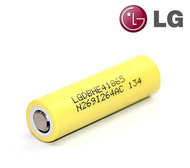 Original LG HE4 Rechargeable 18650 IMR Batteries