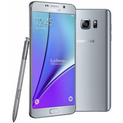 Original Malaysia Samsung Galaxy Note5 Duos Sim N9208 95 New