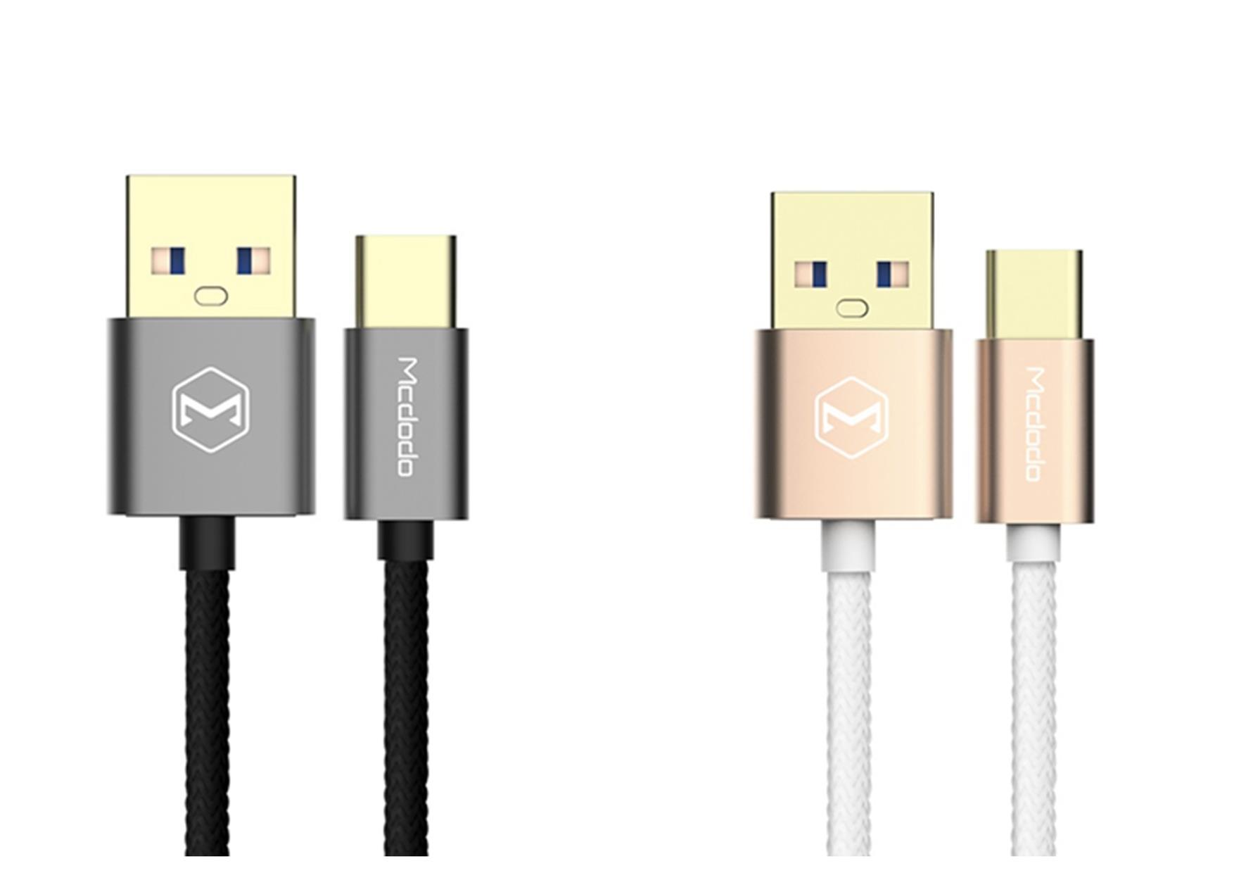 Original Mcdodo CA-230 Type-C to USB3.0 Data Cable