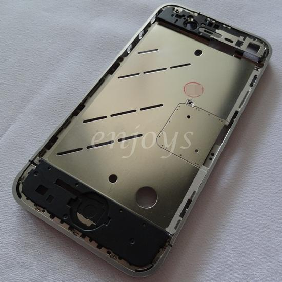 ORIGINAL Metal Middle Center Board Housing Apple iPhone 4 4G (A1332)