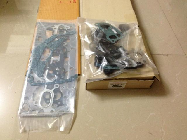 ORIGINAL MITSUBISHI TRITON ENGINE TOP OVERHAUL GASKET KIT
