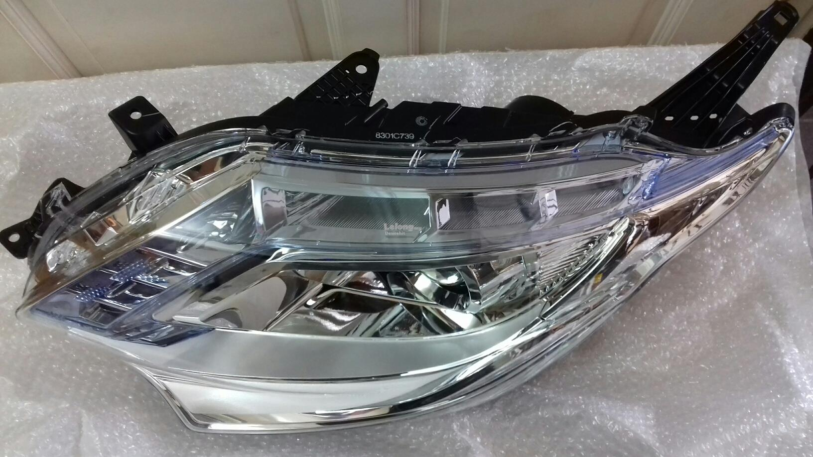 ORIGINAL MITSUBISHI TRITON HEADLAMP UNIT WITH LED DAY LIGHT RH/ LH