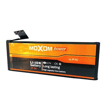 Original MOXOM Iphone4s,5,5s,6,6+,6s,6s+,7,7+ Battery