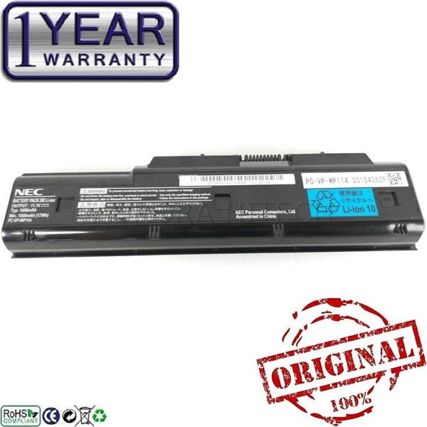 Original Nec PC-VP-WP103 PC-VP-WP104 WP104 PC-VP-WP114 3C Battery