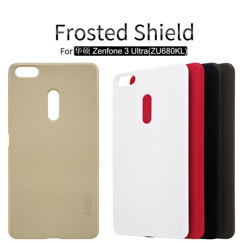 ORIGINAL Nillkin Frosted Shield case Asus Zenfone 3 Ultra ZU680KL 6.8'