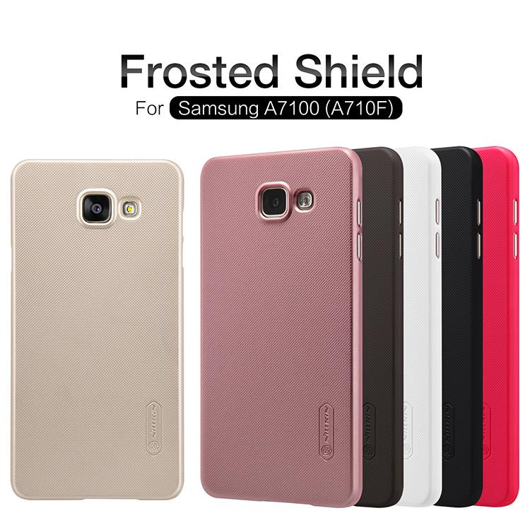 ORIGINAL Nillkin Frosted Shield case Samsung Galaxy A7 (2016) /A710F