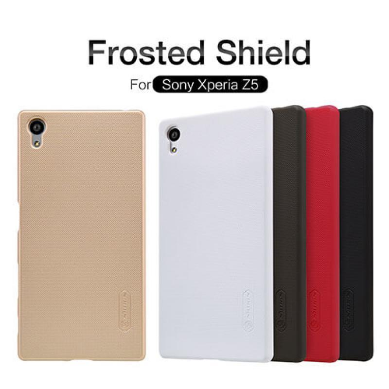 ORIGINAL Nillkin Frosted Shield case Sony Xperia Z5 /E6683 E6653 |5.2'
