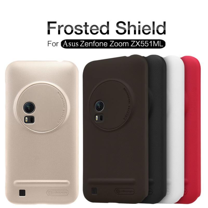 ORIGINAL Nillkin Frosted Shield Matte case Asus Zenfone Zoom ZX551ML