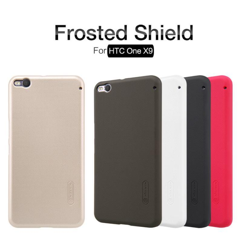 ORIGINAL Nillkin Frosted Shield Matte case Cover HTC One X9 |5.5'