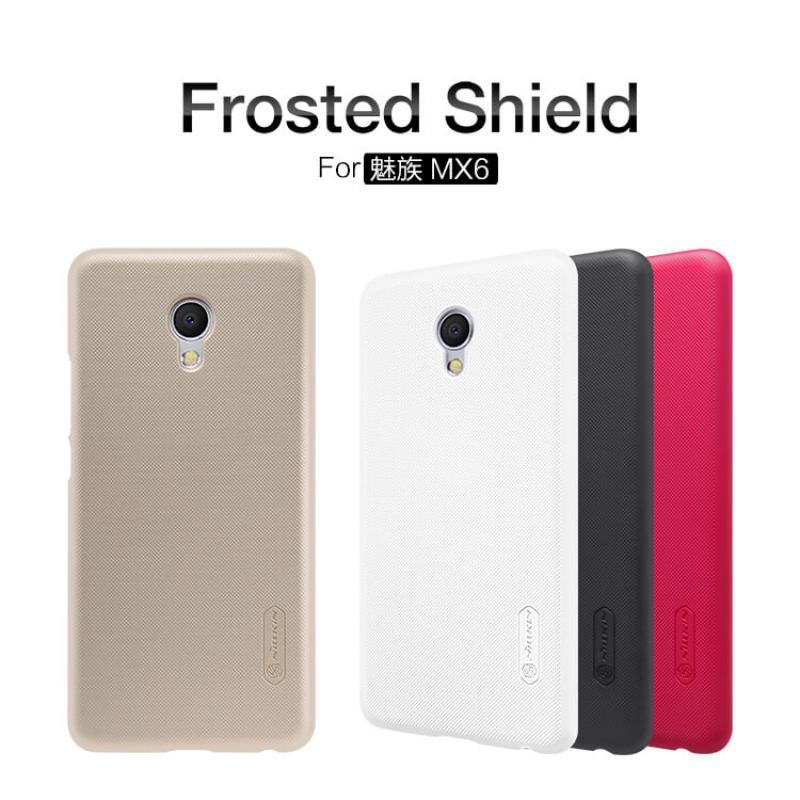 ORIGINAL Nillkin Frosted Shield Matte case Cover Meizu MX6 |5.5'