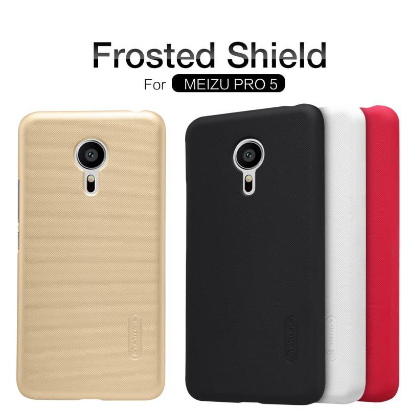 ORIGINAL Nillkin Frosted Shield Matte case Cover Meizu PRO 5 |5.7'