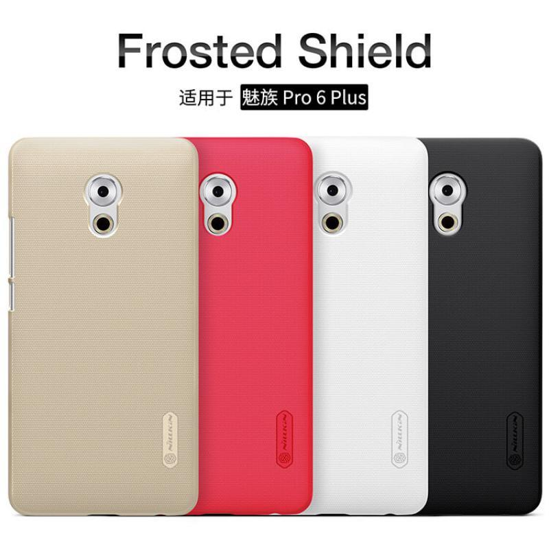 ORIGINAL Nillkin Frosted Shield Matte case Meizu Pro 6 Plus |5.7'