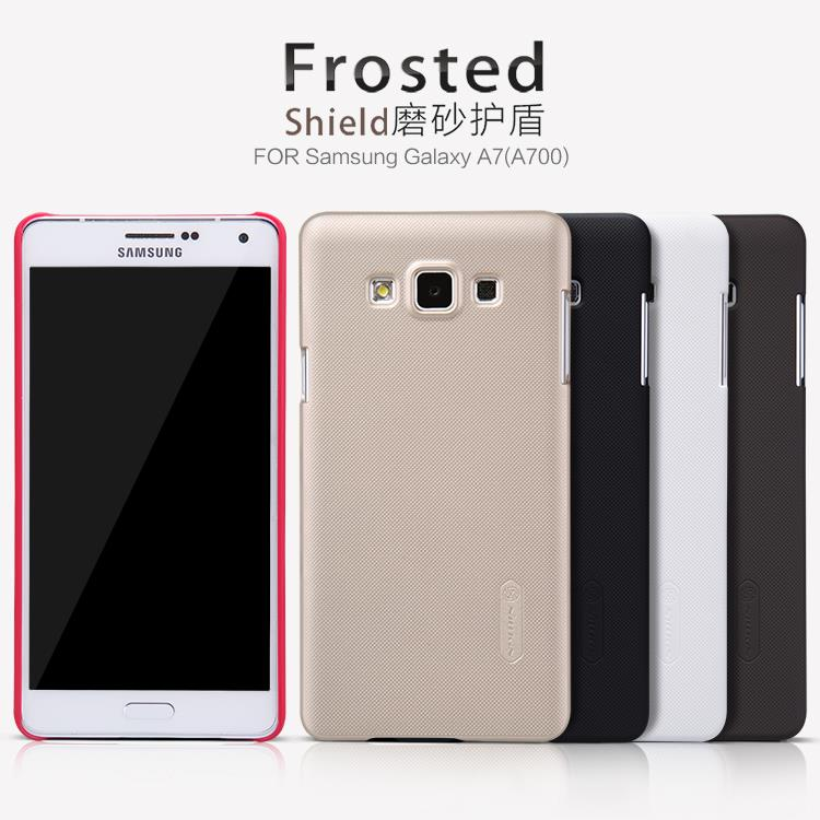 ORIGINAL Nillkin Frosted Shield Matte case Samsung Galaxy A7 / A700F