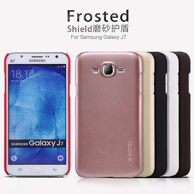ORIGINAL Nillkin Frosted Shield Matte case Samsung Galaxy J7 / J700F