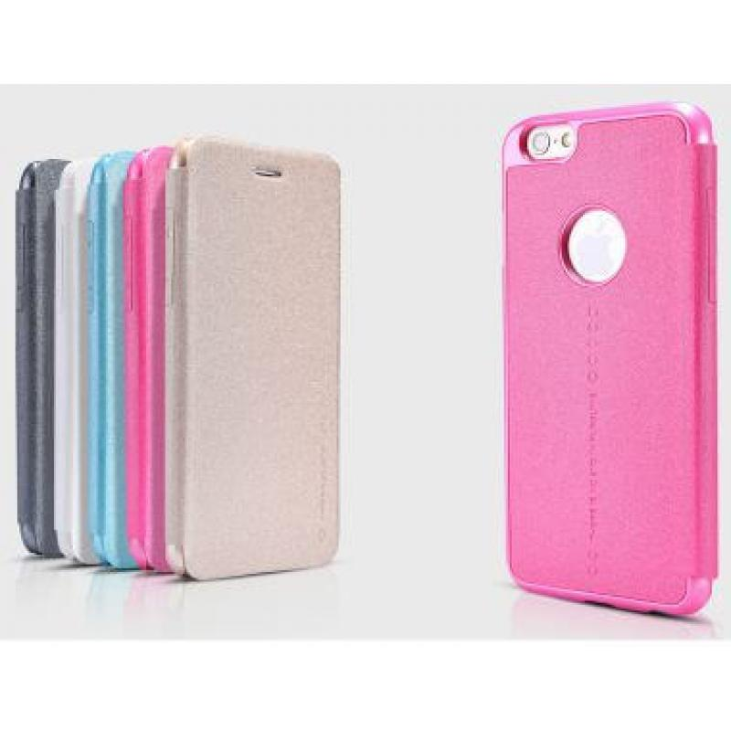 ORIGINAL Nillkin Sparkle Series Leather case Apple iPhone 6 6S |4.7'