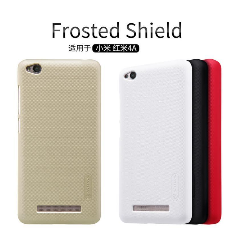 ORIGINAL Nillkin Super Frosted Shield Matte cover case Xiaomi Redmi 4A
