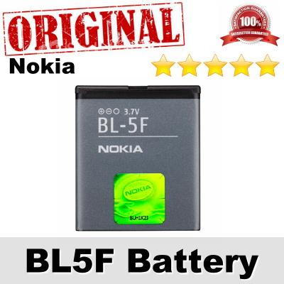 Original Nokia BL5F BL-5F 6290 N93i N96 N95 E65 Battery 1Year WARRANTY