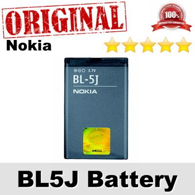 Original Nokia BL5J BL-5J C3-00 5800 XpressMusic Battery 1Y WARRANTY