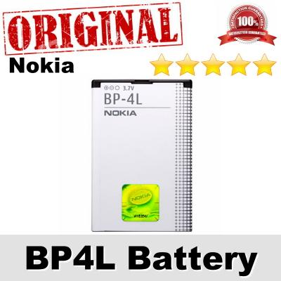 Original Nokia BP4L BP-4L E72 E61i E71 E63 Battery 1Year WARRANTY