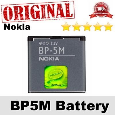Original Nokia BP5M BP-5M 8600 Luna Battery 1Year WARRANTY