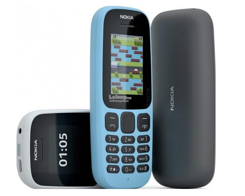 (ORIGINAL) NOKIA WARRANTY Nokia 105 (2017)