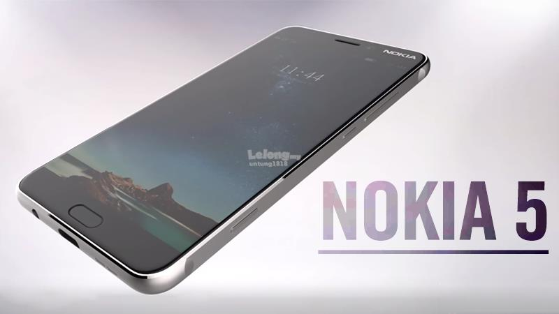 (ORIGINAL) NOKIA WARRANTY Nokia 5 (2017)