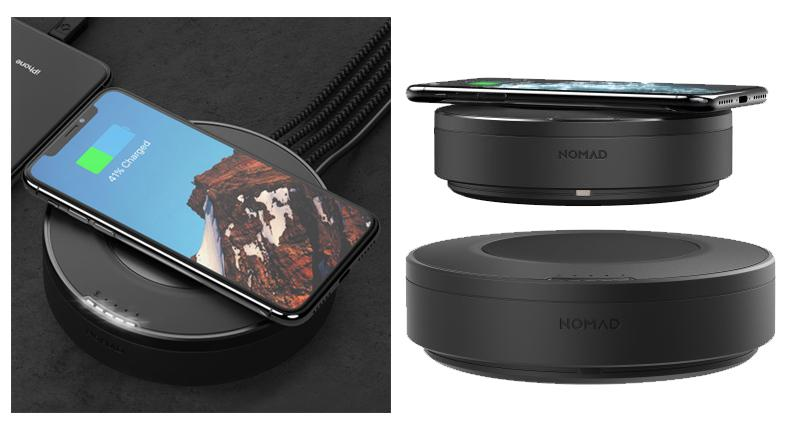 Original NOMAD WIRELESS HUB Charger (5 Devices) - iPhone / Android / USB