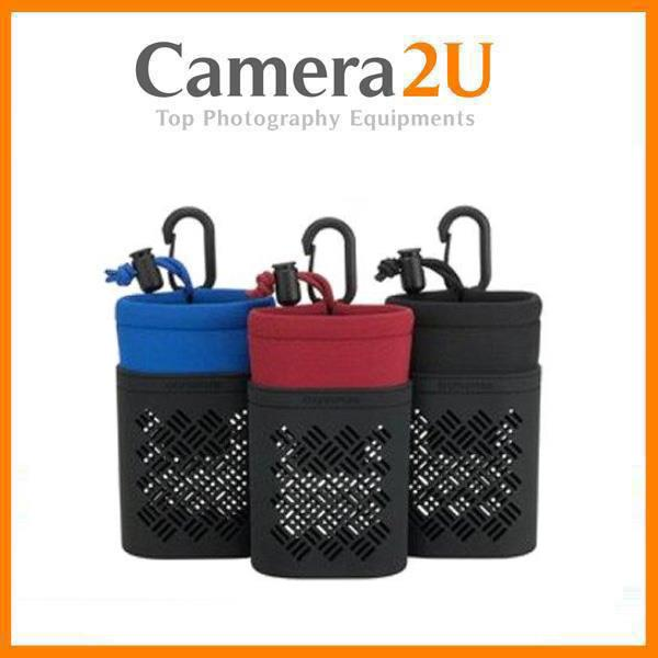 Original Olympus CSCH121 Mesh Camera Case for Olympus TG4 TG5