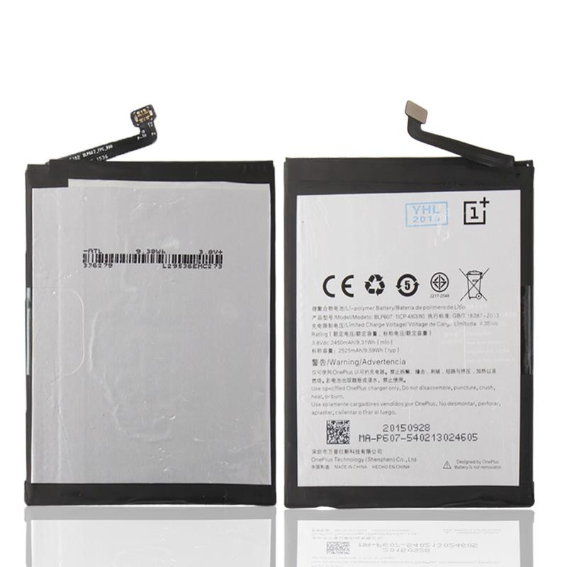 ORIGINAL ONE PLUS X BATTERY