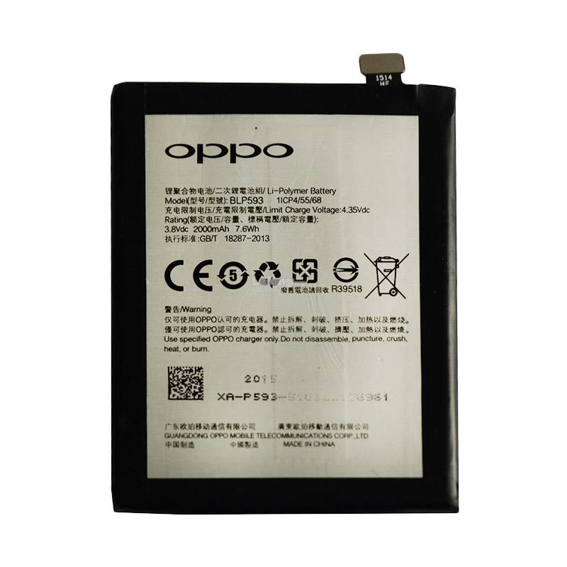 Original Oppo BLP593 Neo 5 5S A31 Battery 2000mAh Free Tools