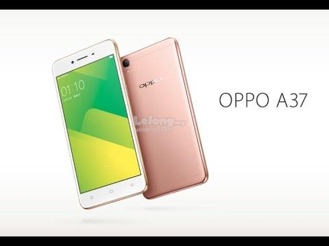 (ORIGINAL) OPPO WARRANTY OPPO A37 2ram 16GB 1.5GHz octa 5""
